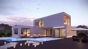 Przebudowa domu jednorodzinnego